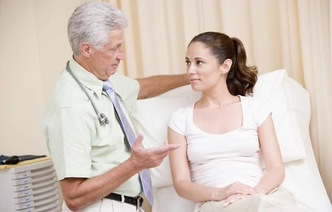 Признаки рак желудка у женщин