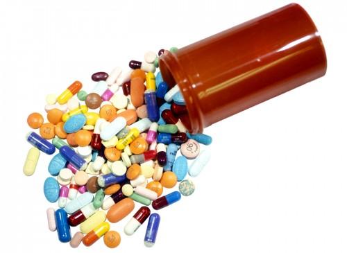 Для лечения язвы желудка препараты