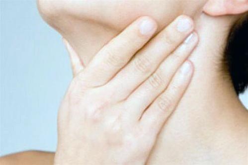 как определить развитие рака горла