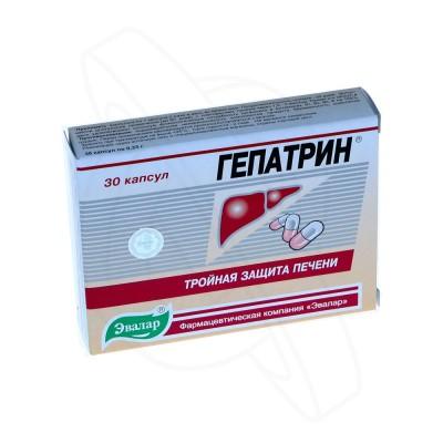 Показания к применению гепатрина
