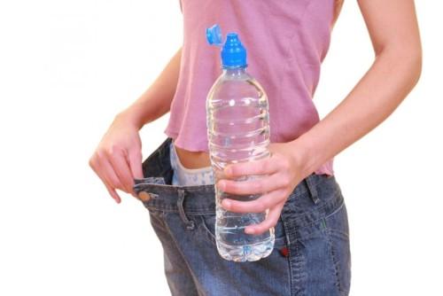 Отзывы похудевших о водной диете