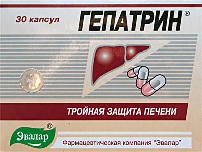 Гепатрин или овесол что лучше