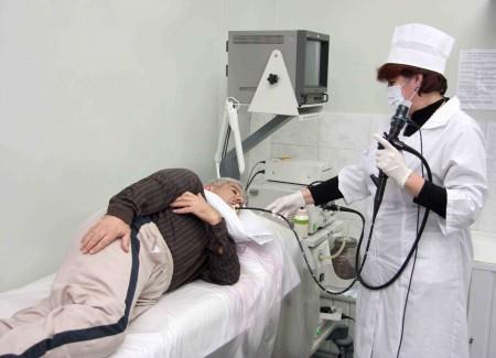 Биопсия желудка с помощью эндоскопа
