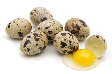 как лечить желудок перепелиными яйцами