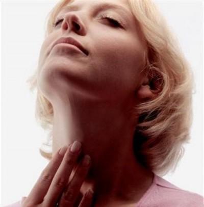 Симптомы рака горла начальной стадии