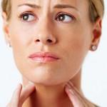 Рак горла: первые признаки