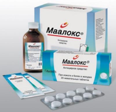 маалокс инструкция по применению жидкий
