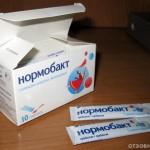 Нормобакт l: инструкция по применению