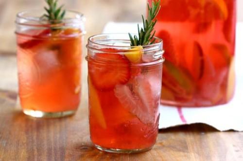 как приготовить коктейль с ягоды годжи
