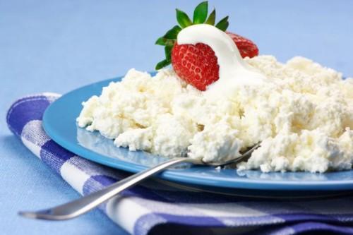 можно ли есть творог при высоком холестерине
