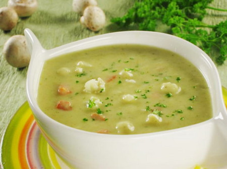 овощной суп при панкреатите простые рецепты
