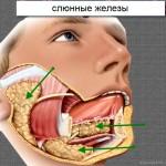 Симптомы опухоли слюнной железы