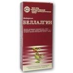 Беллалгин: показания к применению
